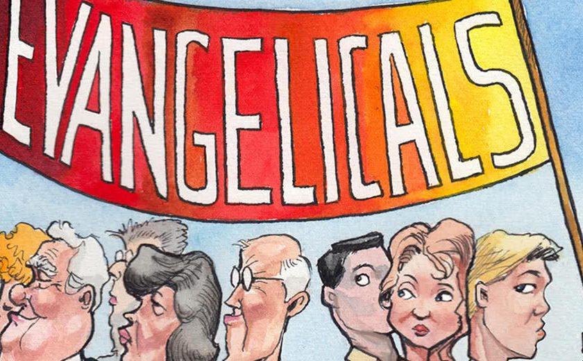 Evangelicals raise a banner